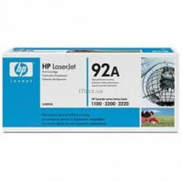 Картридж HP LJ 1100/1100A (LBP-810/1120) Фото 1