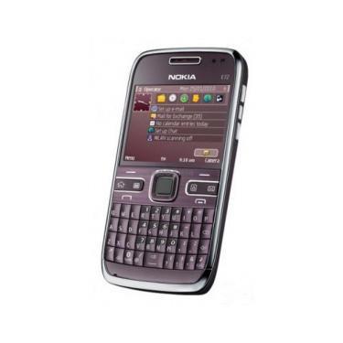 Мобильный телефон Nokia E72 Violet Фото 1