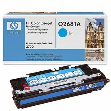 Картридж HP CLJ 3700 cyan Фото