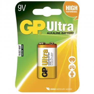 Батарейка GP Крона Ultra Alcaline 6LF22 9V * 1 Фото 1