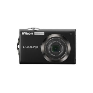 Цифровой фотоаппарат Nikon Coolpix S4000 black Фото 1