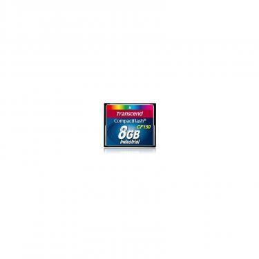 Карта памяти Transcend 8Gb Compact Flash 150x Фото