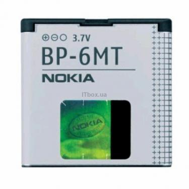 Аккумуляторная батарея Nokia BP-6MT Фото 1