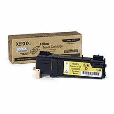 Картридж XEROX PH6125 Yellow Фото 1