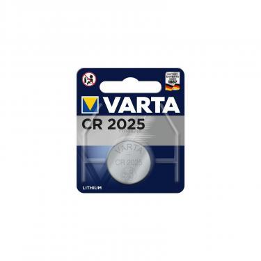 Батарейка Varta CR2025 Lithium Фото