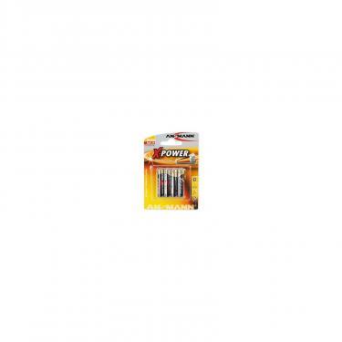 Батарейка Ansmann AAA MN2400 LR03 * 4 Фото 1