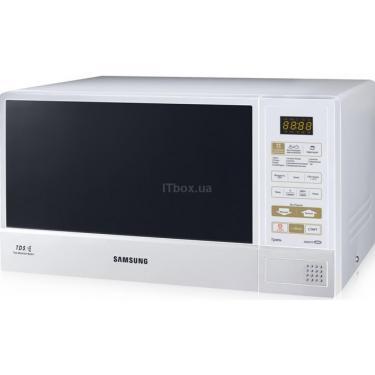 Микроволновая печь Samsung GE 83 DTR-W/BWT Фото