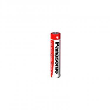 Батарейка PANASONIC AAA R03 RED ZINK * 4 Фото 2