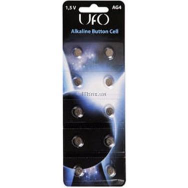 Батарейка UFO AG4 час. UFO (V377) * 10 Фото