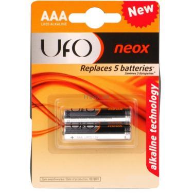 Батарейка UFO LR03 UFO NEOX * 2 Фото