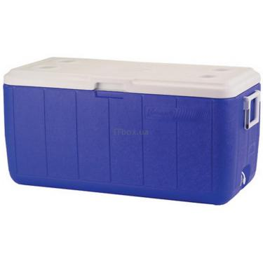 Термобокс Coleman COOLER 100QT BLUE NO TRAY GLBL C001 Фото