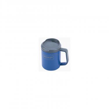 Термокружка Stanley eCycle 0,47 л темно-синяя Фото 2