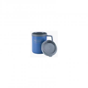 Термокружка Stanley eCycle 0,47 л темно-синяя Фото 3