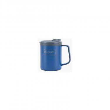 Термокружка Stanley eCycle 0,47 л темно-синяя Фото 1