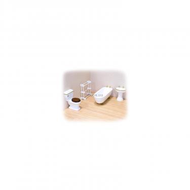 Игровой набор Melissa&Doug Мебель для ванной комнаты Фото 1