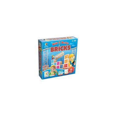 Настольная игра Smart Games Билл и Бетти. Кирпичики Фото