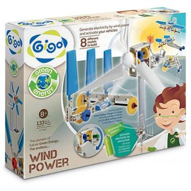 Конструктор Gigo Энергия Ветра Фото 1