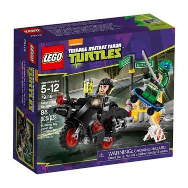 Конструктор LEGO Побег Караи на байке Фото 1