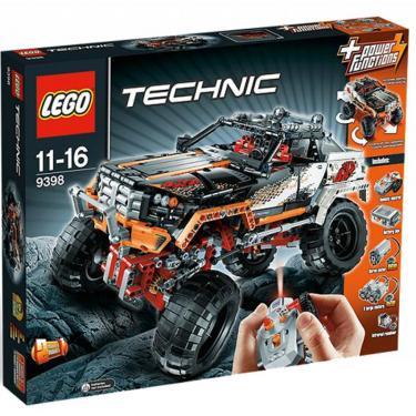 Конструктор LEGO Краулер 4х4 Фото 1