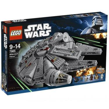 Конструктор LEGO Тысячелетний Сокол Фото 1