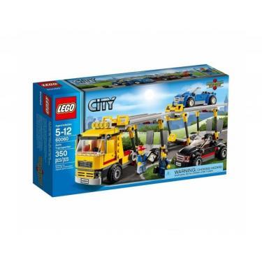 Конструктор LEGO Транспорт для перевозки автомобилей Фото 1