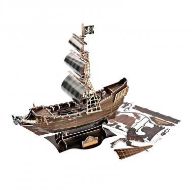 Конструктор CubicFun Корабль Черной Бороды Месть Королевы Анны Фото 3