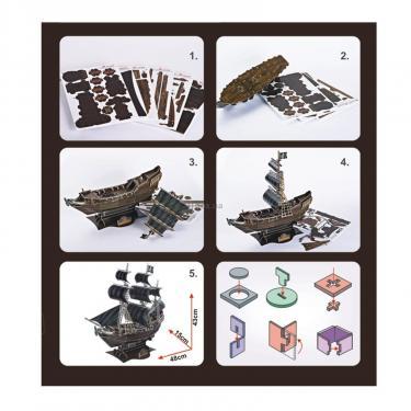 Конструктор CubicFun Корабль Черной Бороды Месть Королевы Анны Фото 5