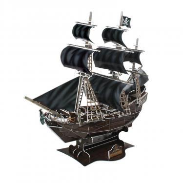 Конструктор CubicFun Корабль Черной Бороды Месть Королевы Анны Фото 1