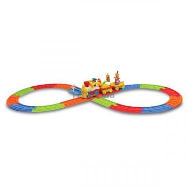 Развивающая игрушка Kiddieland Железная дорога Фото