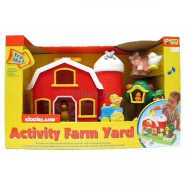 Развивающая игрушка Kiddieland На ферме Фото 1