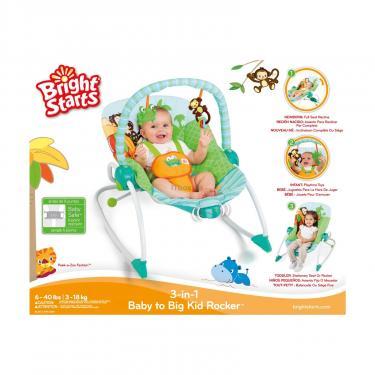Кресло-качалка Kids II Сны в саванне Фото 3