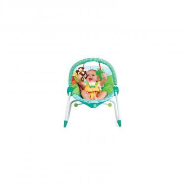 Кресло-качалка Kids II Сны в саванне Фото