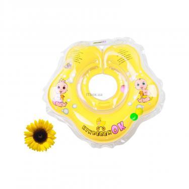 Круг надувной KinderenOK Солнышко с погремушкой Фото