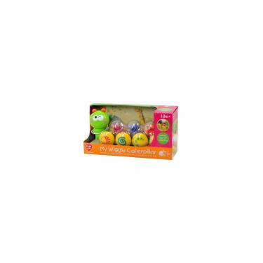 Развивающая игрушка PlayGo Веселая гусеница Фото 1