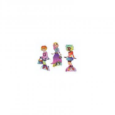 Набор для творчества Renart Blendy pens Fashion: 8 фломастеров, 3 куклы, 32 ак Фото 1