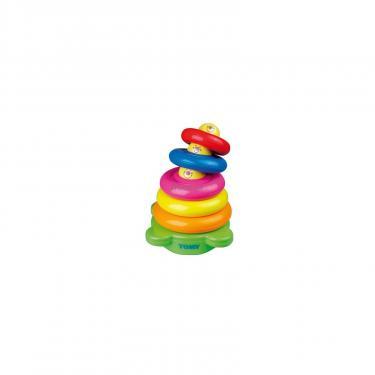 Развивающая игрушка Tomy Забавная пирамидка Фото