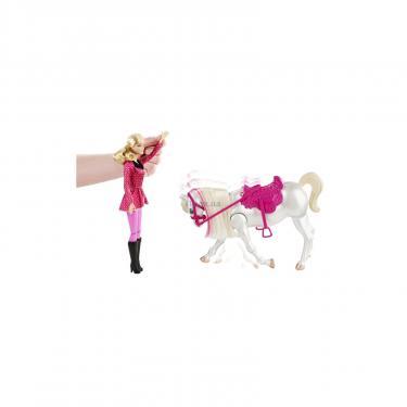 Кукла BARBIE с коньком Фото 4