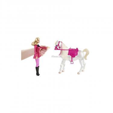 Кукла BARBIE с коньком Фото 5