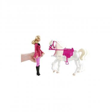Кукла BARBIE с коньком Фото 6