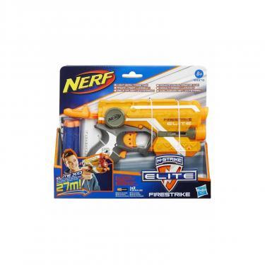 Игрушечное оружие Hasbro Бластер Фаер Страйк Элит Фото 1