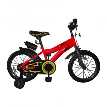 Детский велосипед Miracolo 12K127-RED/BLACK Фото