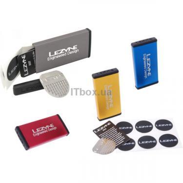 Ремонтный комплект Lezyne METAL KIT BOX - USA Фото