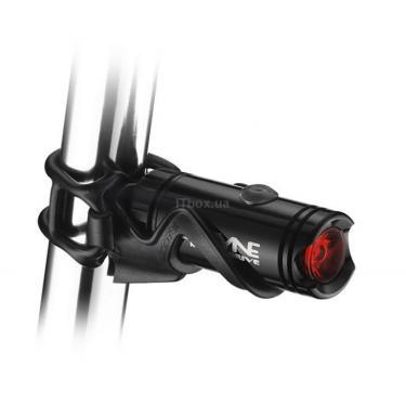 Фонарь велосипедный Lezyne LED MICRO DRIVE REAR черный Фото 2