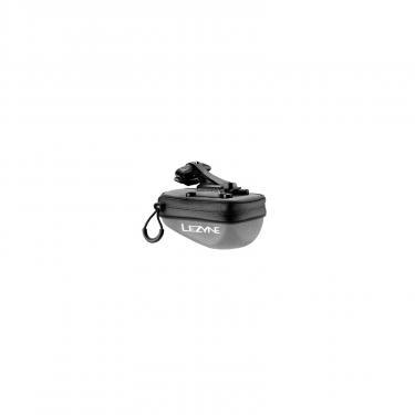 Сумка подседельная Lezyne POD CADDY QR - S серый/черный Фото 1