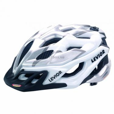 Шлем Point Vista серо-белый L Фото