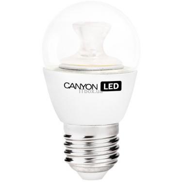 Лампочка CANYON LED PE27CL3.3W230VW Фото