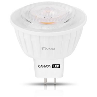 Лампочка CANYON LED MRGU53/5W230VN38 Фото