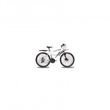 Велосипед Premier Captain Disc белый с зине-зеленым Фото
