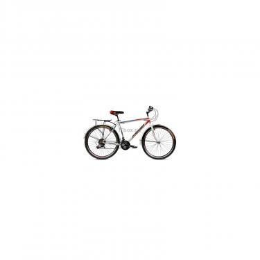 """Велосипед Premier Texas 19"""" белый с красным-голубым-черным Фото 1"""