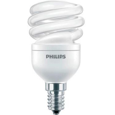 Лампочка PHILIPS E14 12W 220-240V WW 1PF/6 Econ Twister Фото